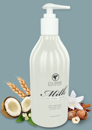 L'EUDINE MILK BODY LOTION