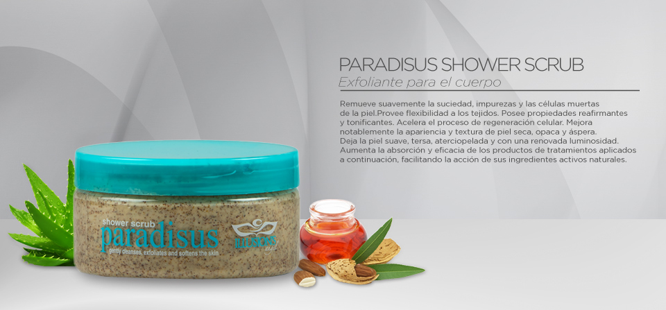 PARADISUS SHOWER SCRUB