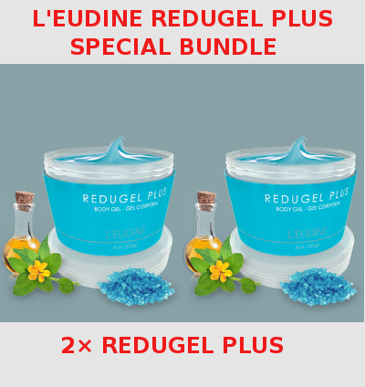 L'EUDINE<br>REDUGEL PLUS<br>Special Bundle<br>