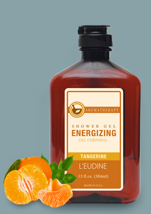 ENERGIZING SHOWER GEL TANGERINE