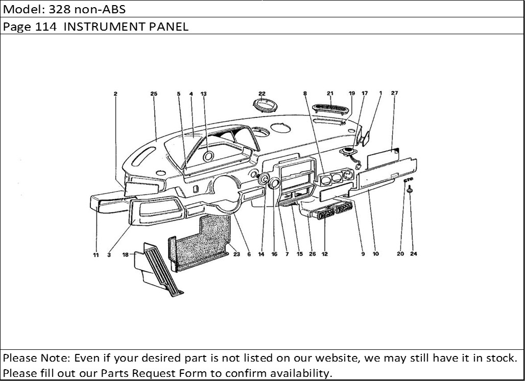 ferrari california fuse box wiring diagram ferrari 308 fuse box