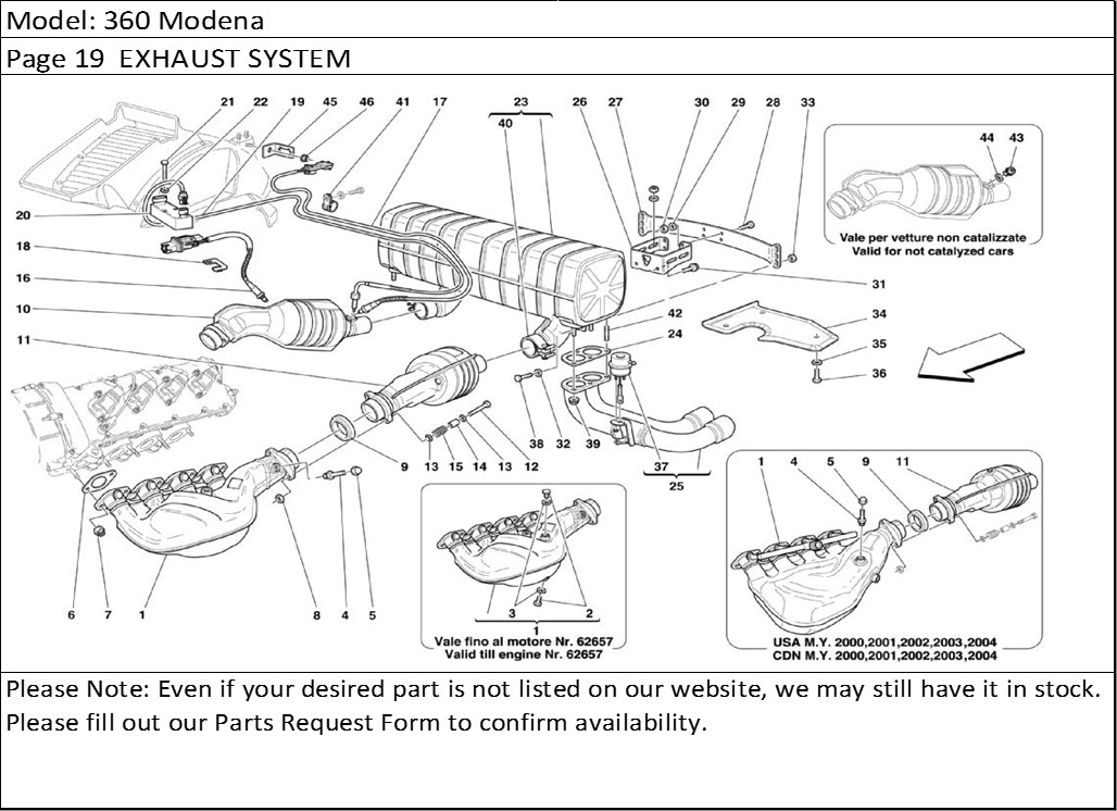 ferrari 550 parts diagram html