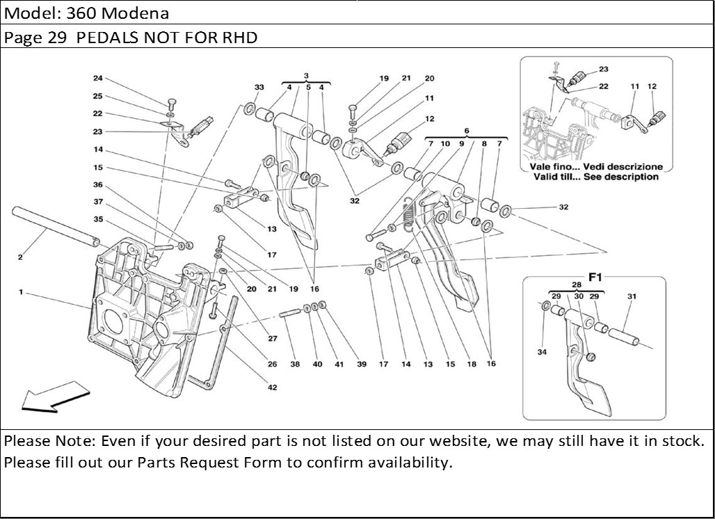 Ferrari 360 Engine Diagram Wiring Diagram Fuse Box