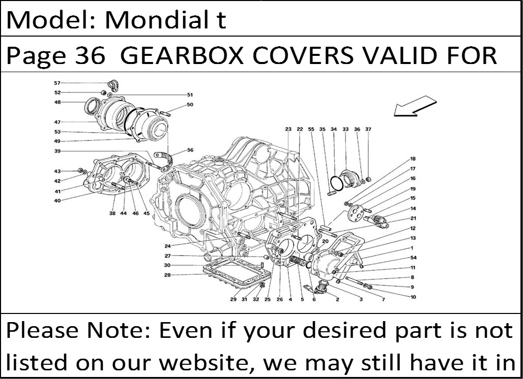 5936 buy ferrari part 133628 right rotation differential & camshaft ferrari 355 wiring diagram at crackthecode.co