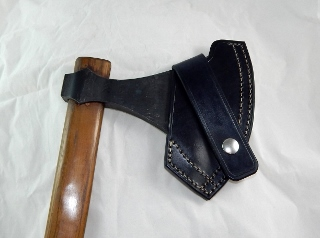 Hand forged Viking Axe