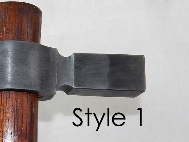 Hammer/Spike style 1
