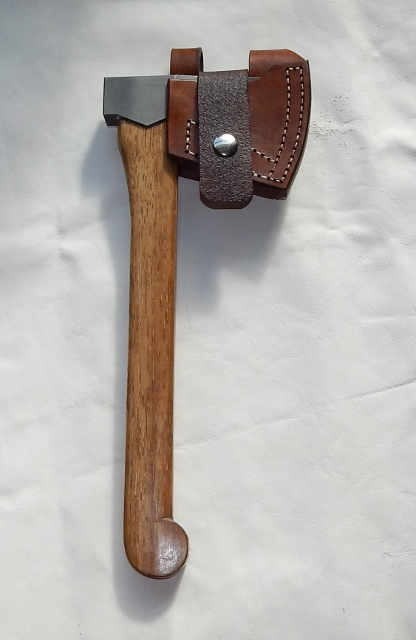 Hand small belt camp axe