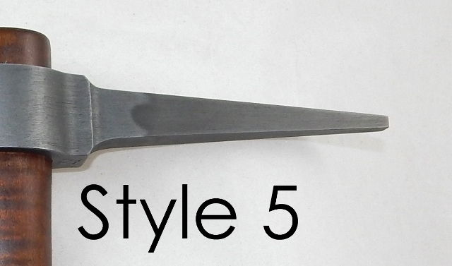 Hammer/Spike style 5