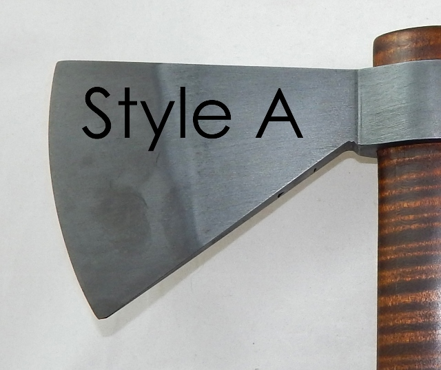 Blade style A