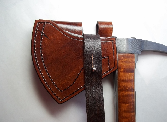 Standard leather sheath