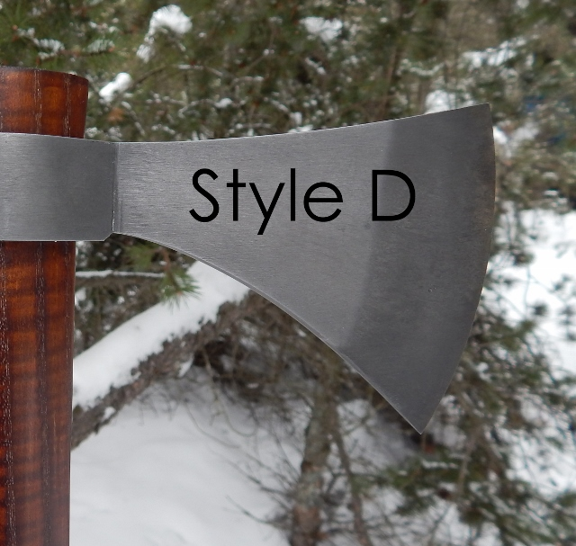 Blade style D