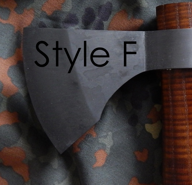 Blade style F