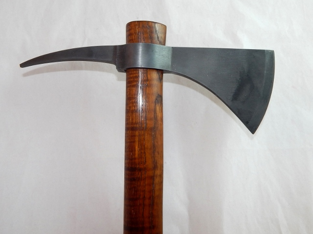 Hand forged tomahawk by Walk By Faith 777