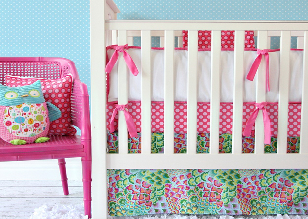 New Baby Crib Bedding