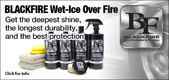 BLACKFIRE Wet-Ice Over Fire Total Kit!