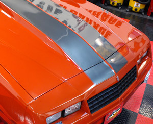 BLACKFIRE BlackICE Hybrid Liquid Wax will leave your paint with an intensely deep gloss!