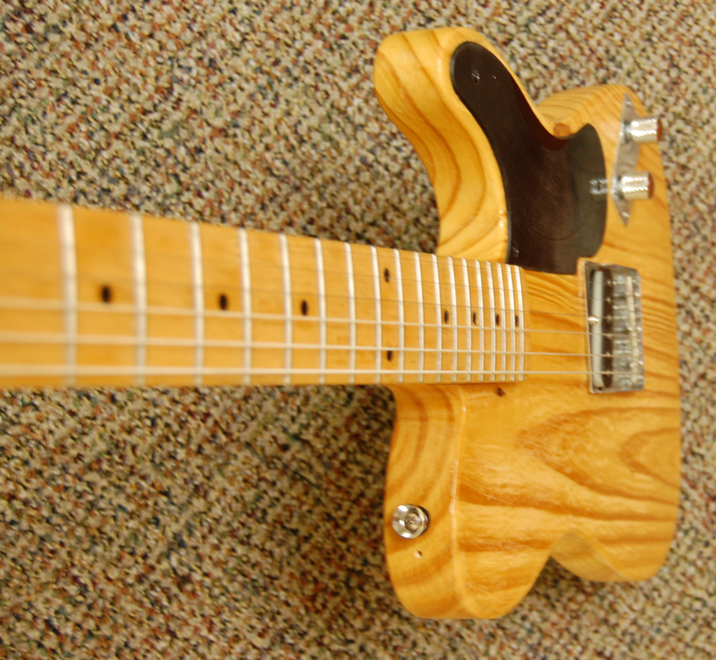 Aging Pine 1949 Barncaster 100 Year Old 1994 Fender Telecaster Wiring Diagram Prototype Uv Curing