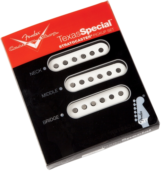 Fender Texas Special Stratocaster Pickups