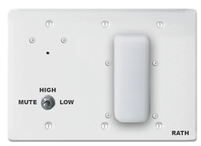 RATH® SmartCare Duty Station 2900-3DS Series (Available in Ivory, White & Stainless Steel)