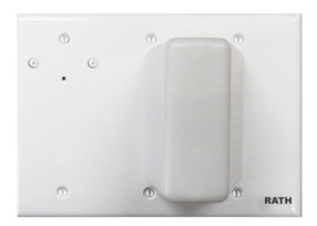 RATH® SmartCare Smart Dome Light 2900-3SZL Series (Available in Ivory, White & Stainless Steel)