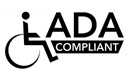 ADA (Americans with Disabilities) Compliant logo
