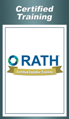 Sign up for RATH's Certified Installer Training