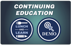 RATH® Nurse Call continuing education includes Lunch and Learn programs, sales demos and training