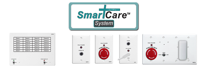 RATH® Nurse Call SmartCare System - How it Works