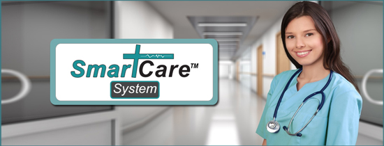 SmartCare System, a Tone/Visual RATH® Nurse Call System for 1-240 Zones