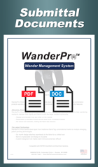 WanderPro Submittal Documents