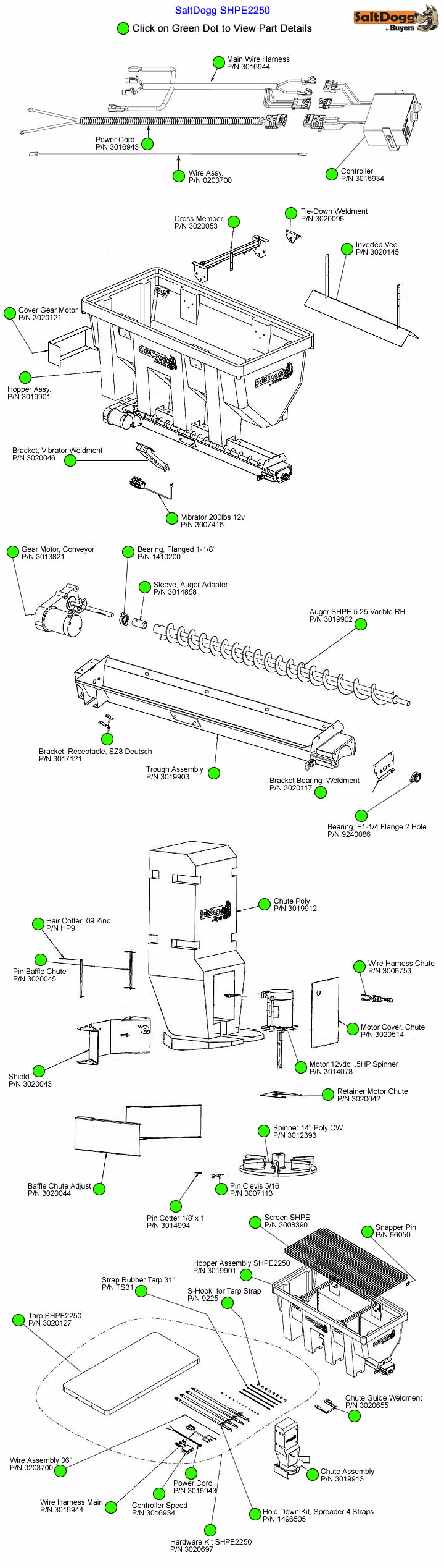 buyers salt spreader wiring diagram buyers saltdogg shpe2250 buyers spreader part diagram  buyers saltdogg shpe2250 buyers