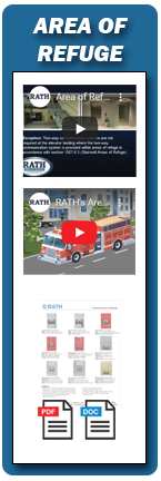 RATH® Area of Refuge Two Way Communication Programming Videos and How it Works Animations