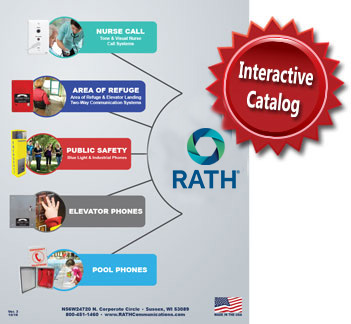 RATH® Communications Interactive Catalog, Click to View
