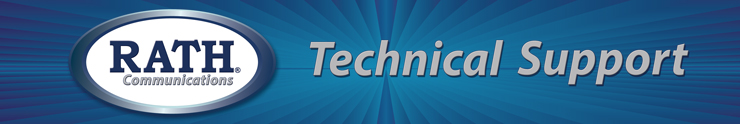 Rath Communications - Technical Support