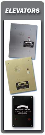 RATH® Microtech Elevator Emergency Phones Specifiers' Corners