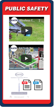 RATH® Security Programming and Communication Videos