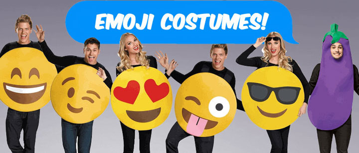 Emoticon Costumes
