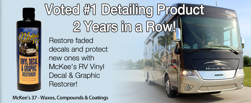 Vinyl Decal and Graphic Restorer