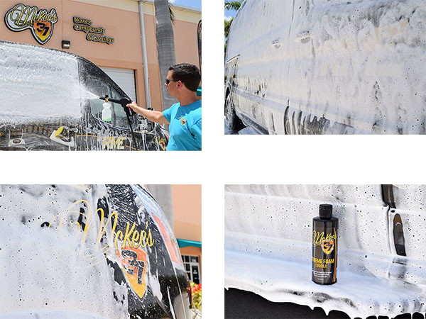 Foam Cannon HP