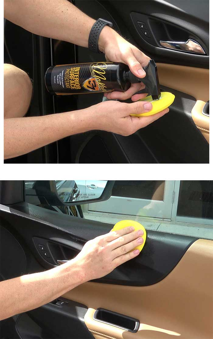 Interior Surface Protectant