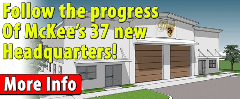 New Building for McKee's 37