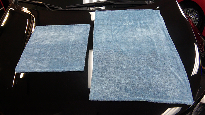 Glacier Drying Towel