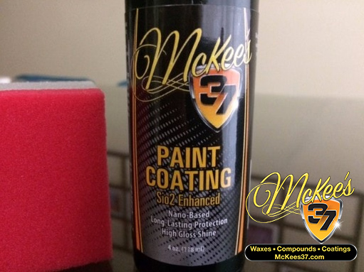 Mckees 37 Paint Coating Review >> Review: McKee's 37 SiO2 Paint Coating - New Formula By Brian Bollinger, owner and author of The ...