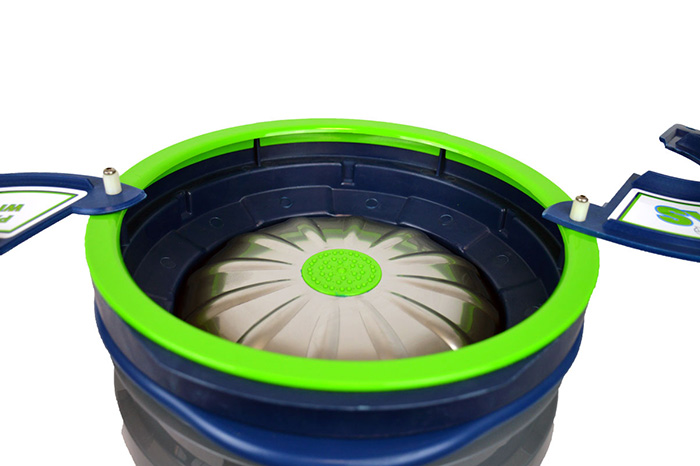 System 3000D Pad Washer