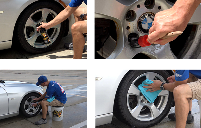 Wheel Coating Kit