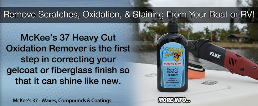 Heavy Cut Oxidation Remover