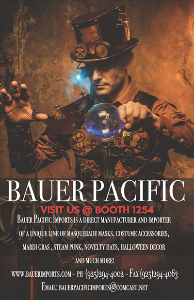 wholesale tradeshow bauer pacific imports