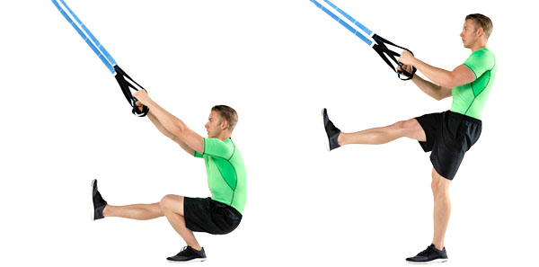 Suspension Training Exercise Guide Suspension Trainer