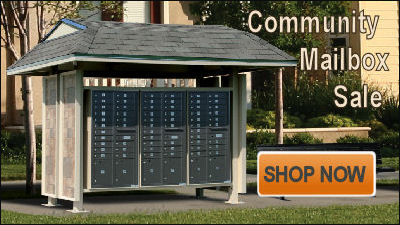 Usps Approved Mailboxes Commercial  USPS Approved Mailboxes