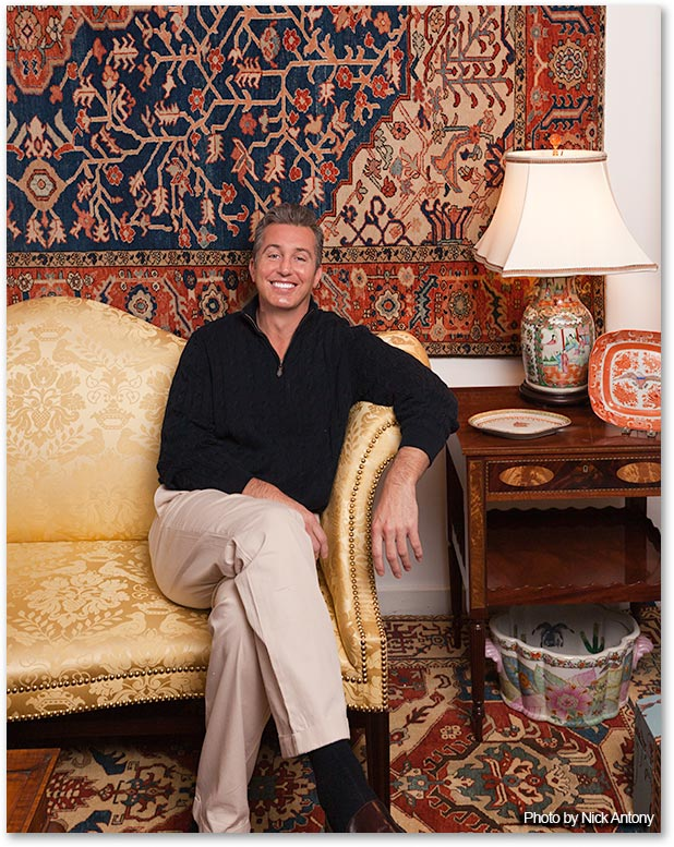 Richard Rothstein Oriental Rugs